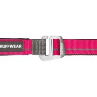 Laisse pour chien Ruffwear Flat Out rose