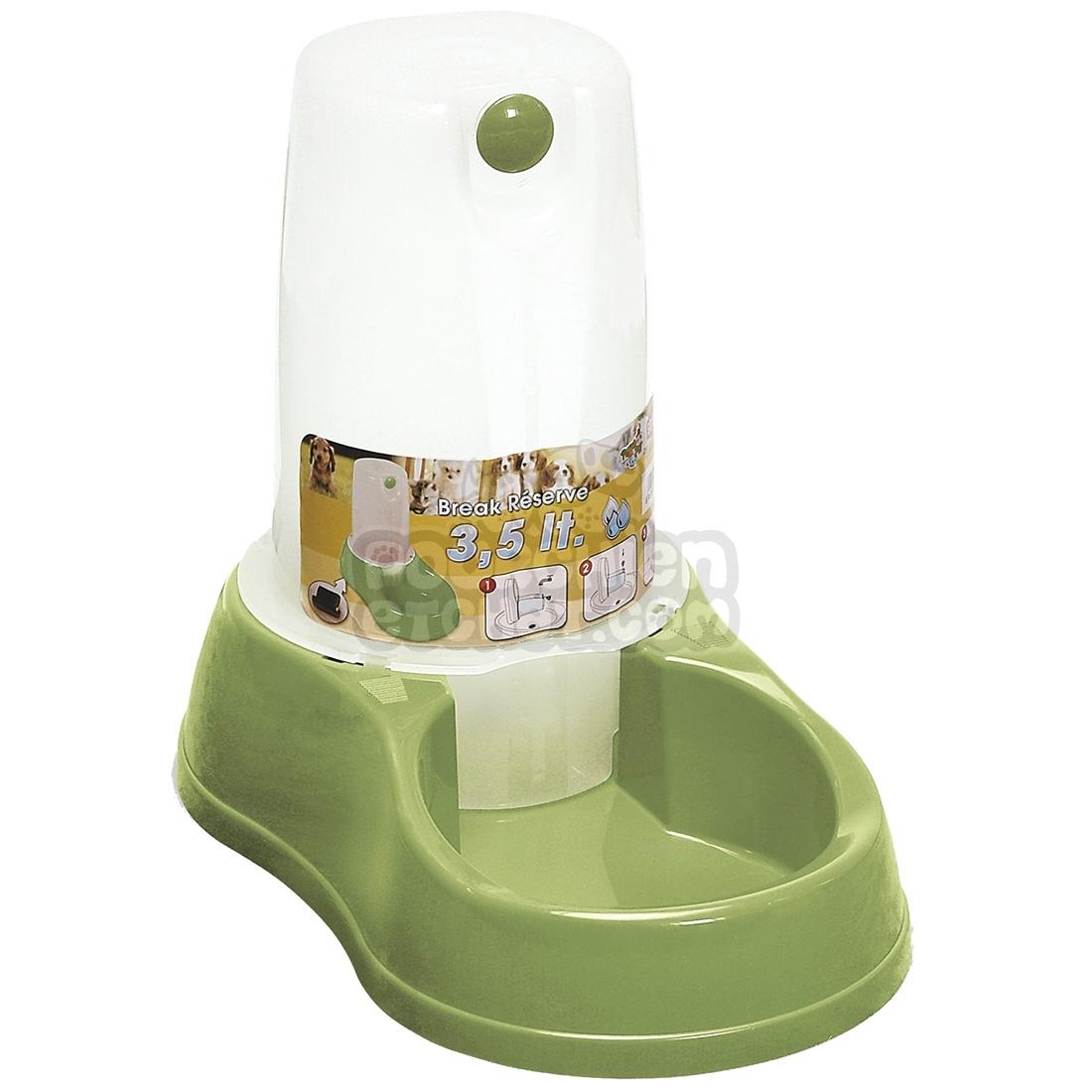 distributeur d 39 eau antid rapant vert pastel. Black Bedroom Furniture Sets. Home Design Ideas