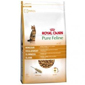 Royal Canin Pure Feline n°2 Slimness Adult