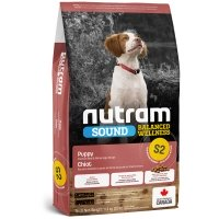 Croquettes chien Nutram Sound Balanced Wellness S2 Puppies