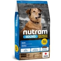 Croquettes chien Nutram Sound Balanced Wellness S6 Adult Dog