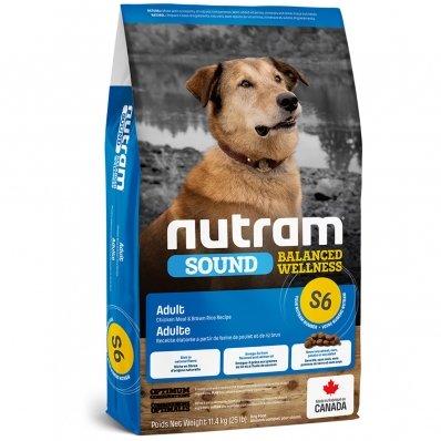 Croquettes chien Nutram Sound Balanced Wellness S6 Adult Dog
