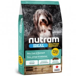 Croquettes chien Nutram Ideal Solution Support I20 Sensitive Skin, Coat & Stomach Dog
