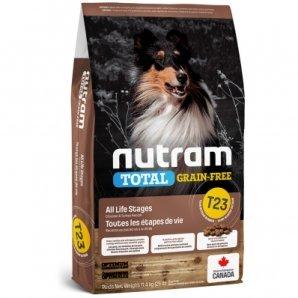 Croquettes chien Nutram Total Grain-Free T23 Turkey, Chicken & Duck