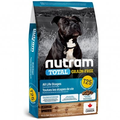 Croquettes chien Nutram Total Grain-Free T25 Salmon & Trout