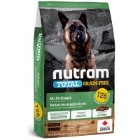 Croquettes chien Nutram Total Grain-Free T26 Lamb & Legumes