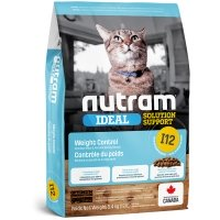 Croquettes chat Nutram Ideal Solution Support I12 Weight Control Cat