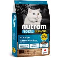 Croquettes chat Nutram Total Grain-Free T24 Salmon & Trout