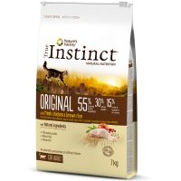 Croquettes chat True Instinct Original Adult Chicken