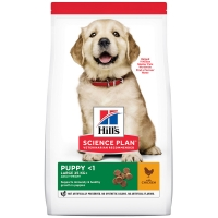 Hill's Science Plan Puppy Large Breed Chicken