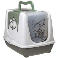 Maison de toilette Simon's Cat