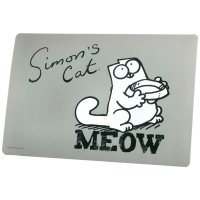 Set de table Simon's Cat gris