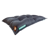 Coussin 2en1 outdoor Doctor Bark gris