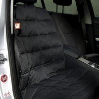 Couverture de protection 1 siège avant ou arrière Doctor Bark noir