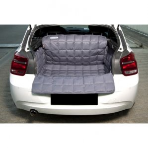 Couverture de protection pour coffre de voiture Doctor Bark gris