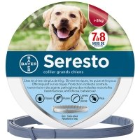 Seresto grand chien de plus de 8 kg