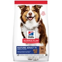 Hill's Science Plan Mature Adult/Senior Lamb & Rice