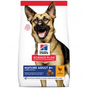 Hill's Science Plan Senior Large Breed Chicken