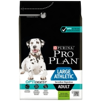 PRO PLAN Large Athletic Adult Sensitive Digestion OptiDigest à l'agneau