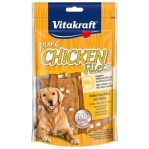 Friandises pour chien Vitakraft Filets de Poulet au fromage