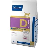 Virbac Veterinary HPM Dermatology Support Cat