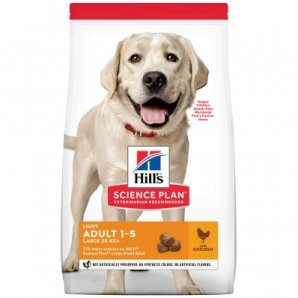 Hill's Science Plan Light Adult Large Breed Chicken