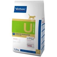 Virbac Veterinary HPM Urology Struvite Dissolution Cat