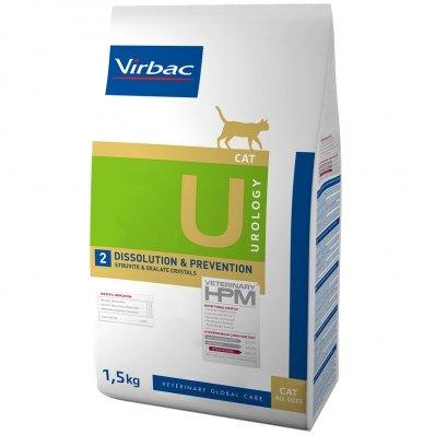 Virbac Veterinary HPM Urology Dissolution & Prevention Cat