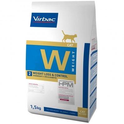 Virbac Veterinary HPM Weight Loss & Control Cat