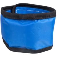 Collier rafraîchissant pour chien bleu