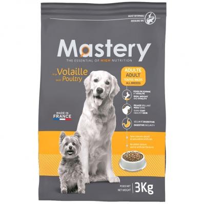 Croquettes chien Mastery Adult à la volaille