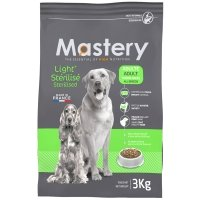Croquettes chien Mastery Adult Light Sterilised