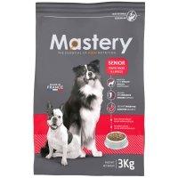 Croquettes chien Mastery Senior