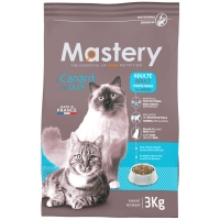 Croquettes chat Mastery Adult au canard