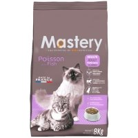 Croquettes chat Mastery Adult au poisson