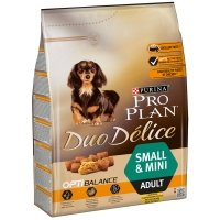 PRO PLAN Duo Délice Small & Mini Adult Poulet