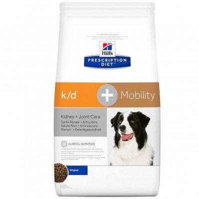 Hill's Prescription Diet k/d + Mobility