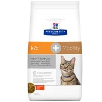 Hill's Prescription Diet Feline k/d + Mobility