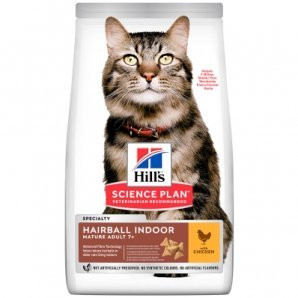 Hill's Science Plan Special Care Mature Adult/Senior Hairball Control