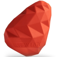 Jouet pour chien Ruffwear Gnawt-a-Cone rouge