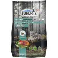 Croquettes chat TUNDRA Adult Dinde & Gibier