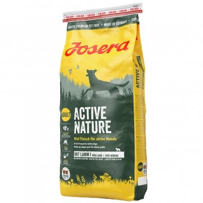 Croquettes chien Josera Active Nature