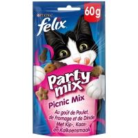 Friandises pour chat Felix Party Mix Picnic