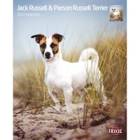 Calendrier 2021 Jack Russell & Parson Russell Terrier