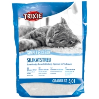 Litière pour chat Trixie Simple'n'Clean