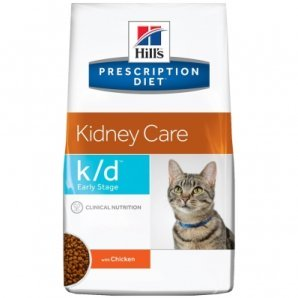 Hill's Prescription Diet Feline k/d Early Stage