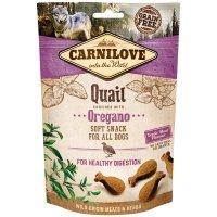 Friandises pour chien Carnilove Soft Snack Quail & Oregano