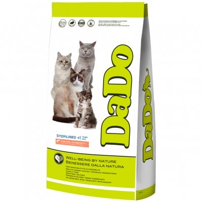 Croquettes chat Dado Adult Sterilised Crevettes