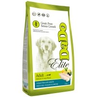 Croquettes chien Dado Grain Free Adult Medium/Large Poisson
