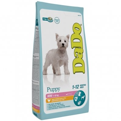 Croquettes chien Dado Puppy Mini Poulet & Riz